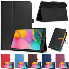 """For Samsung Galaxy Tab A 10.1"""" 2019 SM-T510 T515 Tablet Case Flip Leather Cover"""
