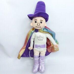 The Fairies plush soft toy doll Wizzy Wizard