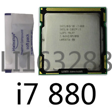 intel Xeon i7-860 i7-860S i7-870 i7-875K i7-880 LGA1156 CPU Processor