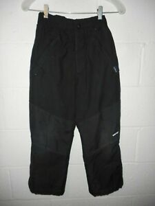 Vintage L.L. Bean Gore-tex Insulated Snow pants Ski Pants Kid's Small 8