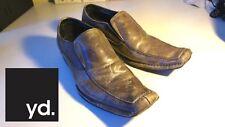 yd. Mens Leather Shoes US9 UK8 EU42