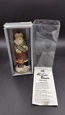 Legend of Santa Porcelain Antique Santa Collectibles Figurine Austria
