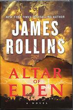 Book - Altar of Eden:  A Novel by James Rollins (2009, Hardcover)