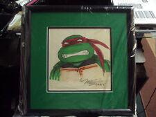 Michael Dooney Original TMNT Art Sketch ~ Raphael 1989