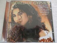 World of Gypsies (Ponomareva, Bila, Redzepova, Musafir, Balogh, Lolov)- 2 CD
