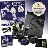 "David Bowie - Space Oddity (50th Anniversary EP) [New 7"" Vinyl] Extended Play, A"