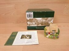 Lilliput Lane Mother's Garden Boxed With Deeds Mothers