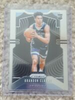 2019-2020 Prizm BRANDON CLARKE Rookie Card RC #266