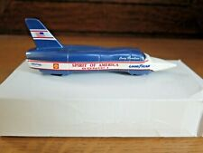 1965 Spirit Of America Sonic 1 Toy Car -  Kellogg's Collectible Mail Order 1993