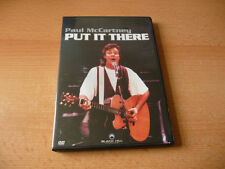 DVD Paul McCartney - Put it there - 2005