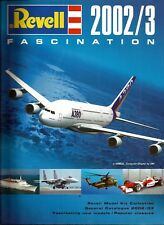 Catalogue Revell Model kit Collection 2002/03