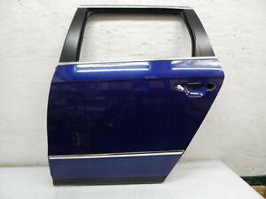 VW Passat 3C Variant Tür Hinten Links Cobaltblau Blau LC5E  270040