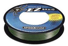 Spiderwire EZ Braid 20lb 110yd Moss Green