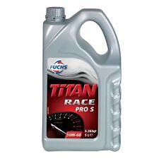 Fuchs TITAN Race Pro S (5W-40) Fully Synthetic Engine Oil 5L