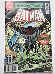 Detective Comics 525, DC 1983, Killer Croc, Jason Todd,  Batman, Newsstand