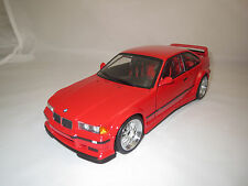 """UT Models  BMW  M3  """"rot""""  1:18  ohne Verpackung !"""