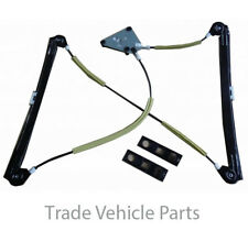 AUDI A3 3DR 2003-2012 FRONT ELECTRIC WINDOW REGULATOR DRIVER SIDE W/O MOTOR NEW