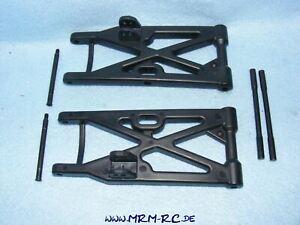 Carson Dirt Attack 500405227 Lower arms kit rear Querlenker-Set unten hinten