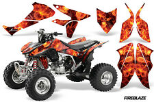 Honda TRX 450R AMR Racing Graphic Kit Wrap Quad Decal ATV 04-14 DMND FIREBLAZE