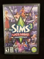 The Sims 3: Late Night Expansion Pack PC/Mac Computer Video Game, Tested