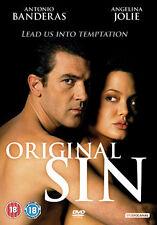 DVD:ORIGINAL SIN - NEW Region 2 UK