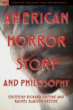 Popular Culture and Philosophy: American Horror Story and Philosophy (2017,...