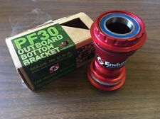 PF30 Outboard Bottom Bracket With Endure Bearings 24mm Shimano Race Face Or FSA