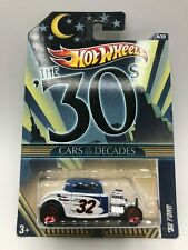 Hot Wheels Cars Of The Decade 32 Ford Hot Rod NIBP