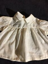 ANTIQUE blouse for FRENCH doll Jumeau Steiner Bru antique lace size10-1