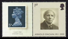 2007 ARNOLD MACHIN 40th ANNIVERSARY SMILER SINGLE (my choice of label) from LS40