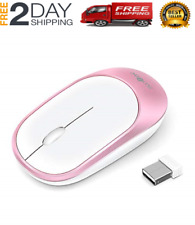 Best Wireless Mouse for Chromebook HP Samsung Acer Mac PC Cordless Gaming Small