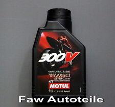 Aceites de motor Motul 15W50 1 L para vehículos