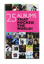 25 Albums That Rocked The World (Hardback Book)- Chris Charlesworth (New)