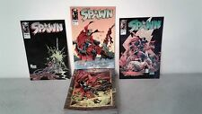 SPAWN (TODD McFARLANE & GREG CAPULLO) N°26 à 50 IMAGE (EN VERSION ORIGINALE)