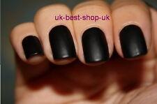 Black Matte nail polish  - 13 ml Varnish NEW TREND NAIL POLISH SUPER NEW
