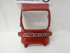 Cover fairing mask mascherina cupolino MORINI KANGURO 350 rosso red