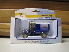 Sammlerauto von Posten Aland SAMLARBIL Nr. 8, Neu in OVP und unbespielt