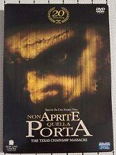 Non Aprite Quella Porta ( 2003 ) Tin Box Steelbook 2 dvd fuori catalogo