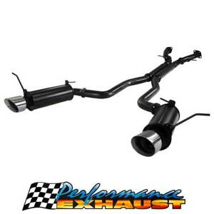 "Jeep Grand Cherokee SRT 6.4L Hemi - Pacemaker Twin 3"" Cat Back Exhaust"