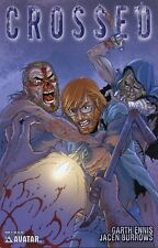 2009 Crossed #8 & Family Values #4 ( Set Of 2 Issues Mature Readers) Avatar Vf