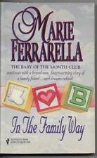 In the Family Way by Marie Ferrarella. Silhouette Romance (1998)
