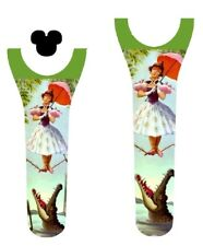 Disney Magic Band 2 Decal Stickers Skin Haunted Mansion Tightrope Inspired