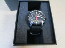 AUDI WATCH Audi Sport Chronograph PreciDrive Mens black 3101600100