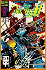 The Punisher 2099-Marvel Comic Book - Issue #4(1993)