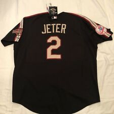 New York Yankees Derek Jeter 2004 MLB All Star Game ASG Jersey AL Houston  2XL 0908aee4a88
