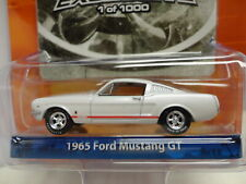Greenlight 1965 FORD MUSTANG GT White '65 w/RR Hobby Exclusive 1 of 1000