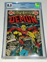 Demon #1 CGC 8.5 VF+ DC 1972 1st Appearance of the Demon (Etrigan)