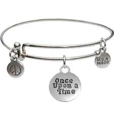 - Usa Made - BbandHappilyEverAfter Bangle Bracelet and Happily Ever After