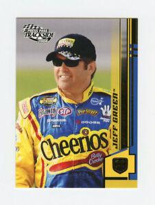Jeff Green 2004 04 Press Pass Trackside Golden 034/100 Parallel Card #G11