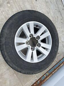 Suzuki Jimny 5x wheels with tyres